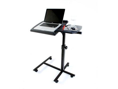 Tavolino per notebook porta pc da letto e divano for Mesa para ordenador portatil